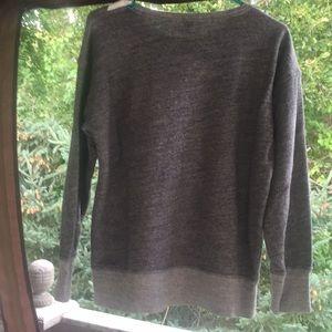 J. Crew Tops - J Crew sweatshirt